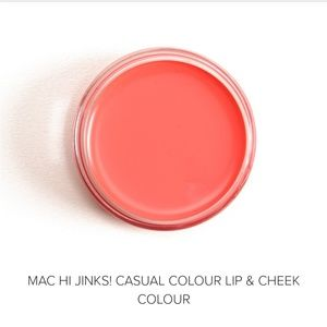 MAC lip & cheek color